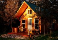 knotty pine cabins to start selling tiny homes on wheels Cottage Cabin Show Edmonton