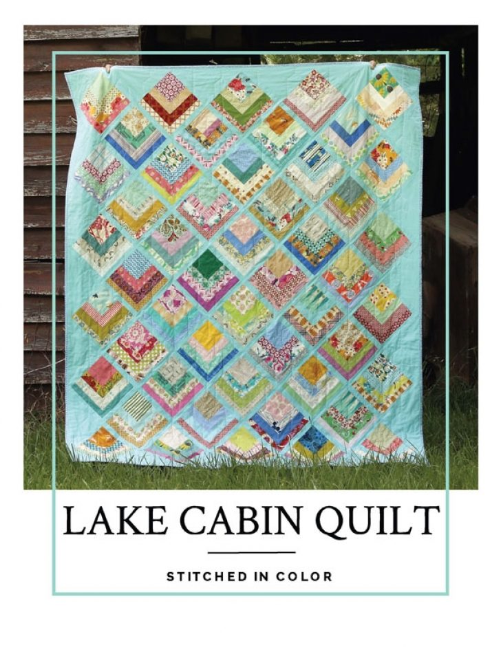 Permalink to Simple Lake Cabin Quilt Pattern Ideas