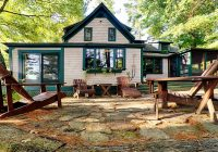 lake house makeover traditional exterior portland Lake Cabin Makeover
