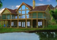 lake house plans specializing in lake home floor plans Lake Cabin Plans Designs