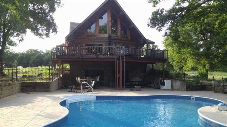 Permalink to Simple Lake Cabin Oklahoma For Sale Gallery