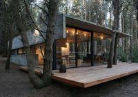lakeside architecture cottage design cottage homes Forest Cabin Designs