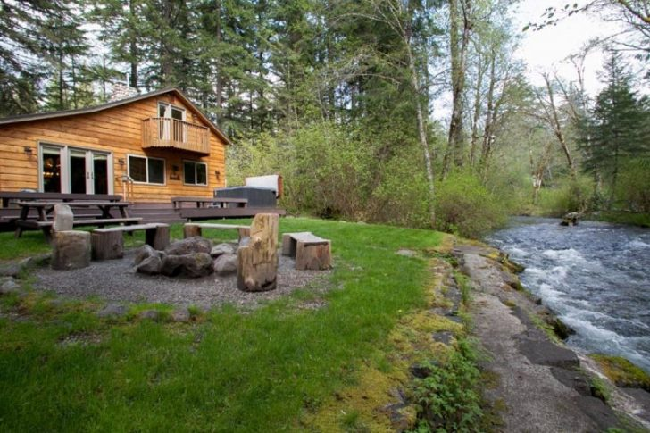 Permalink to Mount Rainier Cabins Ideas