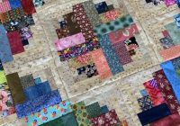 lessons in log cabin blocks susies scraps Examples Of Log Cabin Quilts