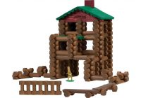 lincoln logs everybodys first log home How To Set Up A Log Cabin