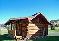 little montana cabin tiny house swoon Montana Mobile Cabins