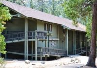 lodging sequoia kings canyon national parks us Sequoia National Park Cabins