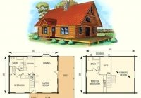 loft cabin floor plans theinvisiblenovel Cabin Plans With Loft