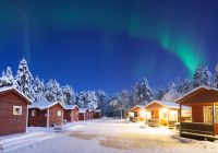 log cabin holidays and winter cottages in lapland Cottage Cabin Breaks