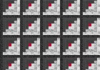 log cabin quilt pattern free and easy Log Cabin Quilt Layouts 7 By 7