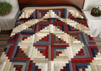 log cabin quilt terrific made with care amish quilts from Log Cabin Quilts Pictures
