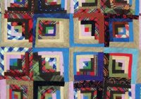 log cabin quilts the building of an american classic Log Cabin Quilts