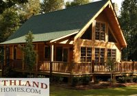 log homes log cabin kits southland log homes Rustic Cabin Kit