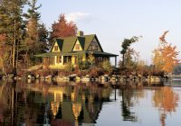 long lake house wright ryan homes Lake Cabin Maine