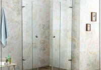 luxury crystal glass shower room shower cabin shower glass Bathroom Glass Cabin