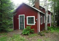 maine cabin for sale in mount chase maine united country Lake Cabin In Maine For Sale