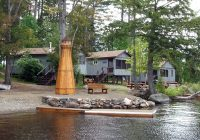 maine lake cabin rentals long lake camps Lake Cabin Maine