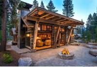 modern cabin design best ideas about mountain homes on Modern Log Cabin Kits