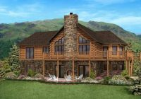 modern log home floor plans modern log homes Modern Log Cabin Kits