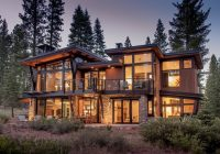 modern mountain architecture behind the build diy network Mountain House/Cabins