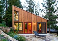 modern small cabins best prefab homes ideas on tiny modular Small Contemporary Cabins