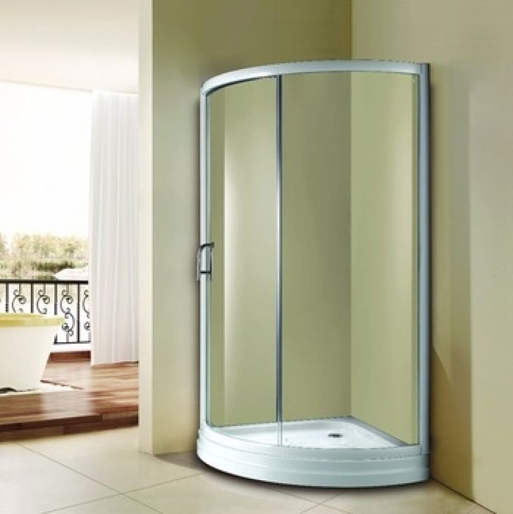 Permalink to Perfect Bathroom Glass Cabin Ideas