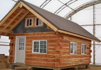 montana mobile cabins beam cabin Small Post And Beam Cabins