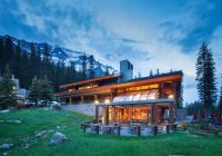 moraine lake lodge lake louise canada booking Lake Louise Cabins