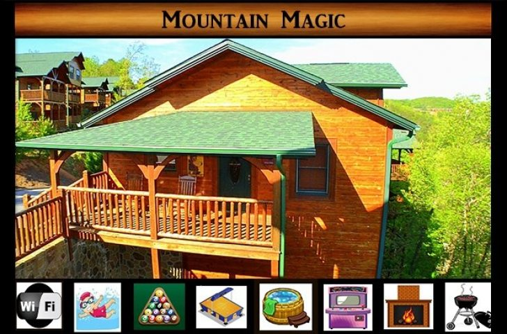 Permalink to Elegant Mountain Magic Cabin Ideas
