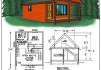 oconnorhomesinc captivating cabin plans with loft and Small Loft Cabin Plans
