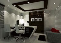 office md room interior work doctor cabin in 2021 office Cabin Office Ceiling Designs