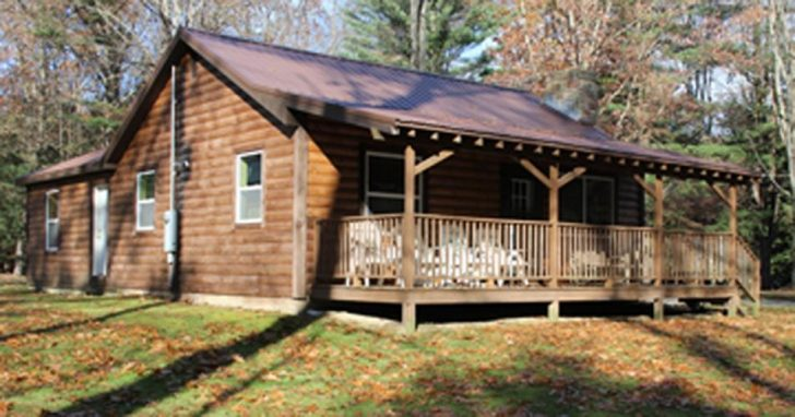 Permalink to Minimalist Old Hickory Cabin