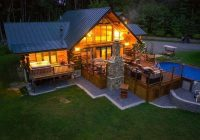 on the market a lofty log cabin in central mass Cabin Or Cottage For Sale