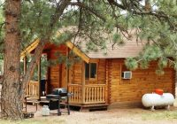 one of their camping cabins picture of mountaindale cabins Cabins In Colorado Springs