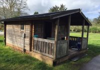 our little cabin c 3 with a covered porch picture of Cape Disappointment Cabins