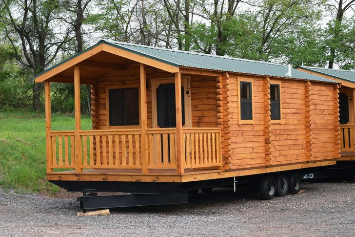 Permalink to Park Model Cabins