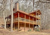 pet friendly cabin rental with a hot tub on the coosawattee river georgia Pet Friendly Cabins In Georgia