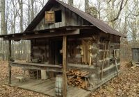 photo inspiration for shed turned trapper shack cabin Trapper Cabin Plans