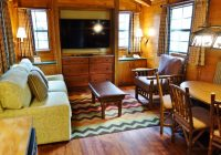 photo tour of a refurbed cabin at disneys fort wilderness Cabins At Disney World