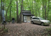 photo1 picture of warren dunes state park campground Warren Dunes State Park Cabins