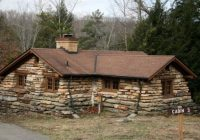 pickett ccc memorial state park cabins tennessee state parks Pickett State Park Cabins