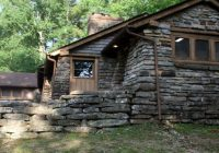 pickett state park cabin state parks house styles Pickett State Park Cabins