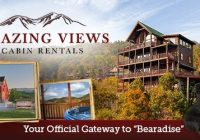 pigeon forge cabin rentals with a fireplace pigeonforge Amazing Views Cabins