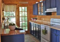pin katie ellis on home ideas log cabin kitchens cabin Small Cabin Remodels