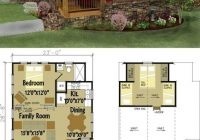 pin on tiny house love Small Cabin Plans With Loft And Porch