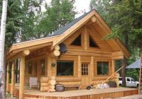 pin tim lycan on mountain homes rustic cabin cabins Small Post And Beam Cabins