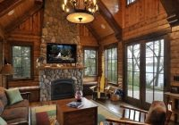 pocono mountain living log cabin kitchens log homes Cabins In Poconos