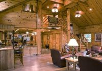 pole barn homes beyond mere exercises in utility Pole Barn Cabin Ideas