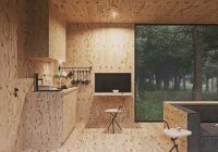 power of plywood 15 beautiful affordable interior Cabin Interior Wall Material