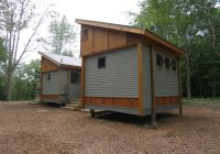 pre fab cottage tiny house swoon Prefab Cabins Michigan